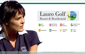 Folleto Residencial Lauro Golf