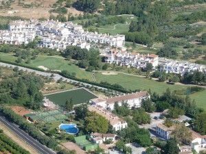 residencial lauro golf