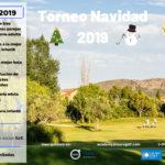 Torneo de golf Navidad 2019 en Lauro Golf (Costa del Sol, Málaga)